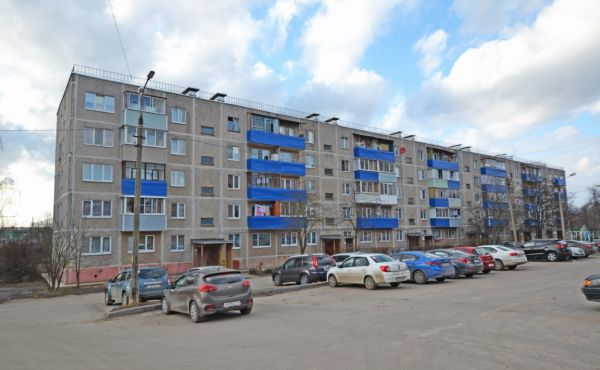 Трехкомнатная квартира в центре Волоколамска